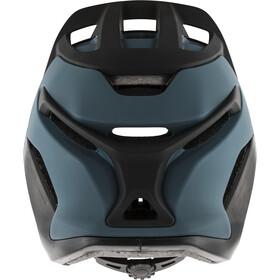 Alpina Rootage Evo Helmet, Azul petróleo/negro